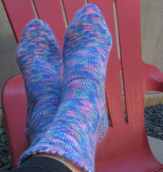 Finishedpairofsocks