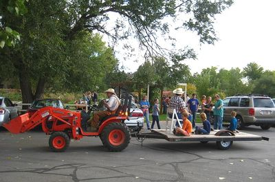 Tractorridesforall
