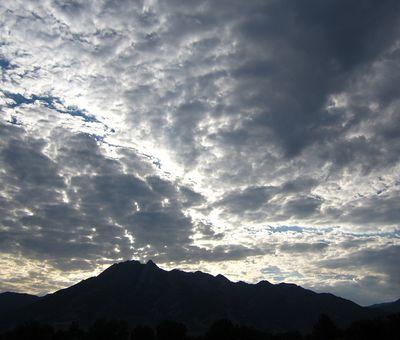 Sunrise July 9
