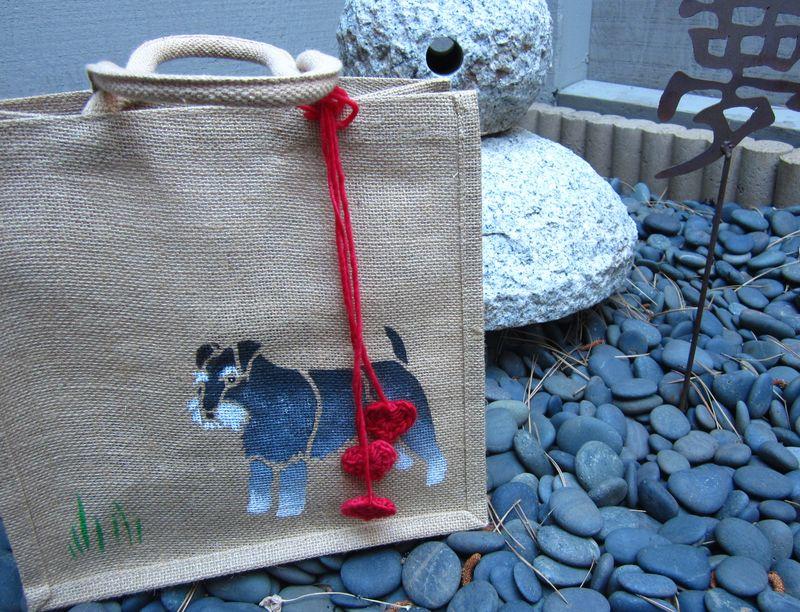 Moxie bag