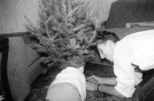 Dad and me Tree