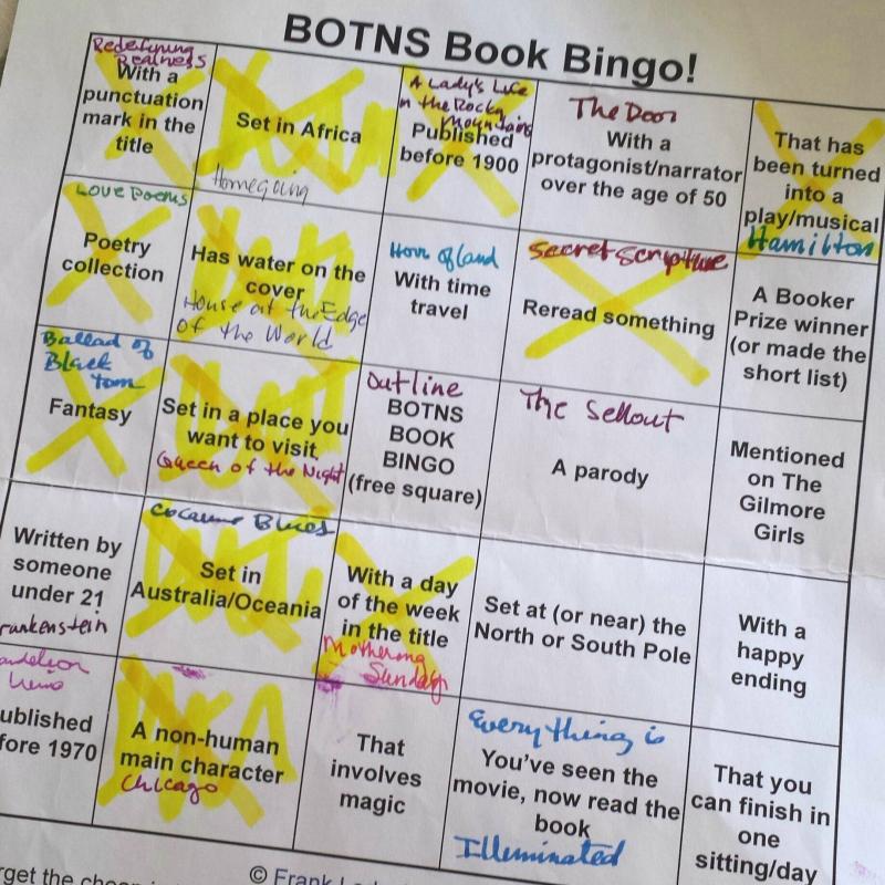 BOTNS Bingo