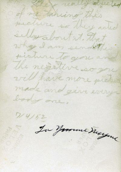 Grandmashandwriting
