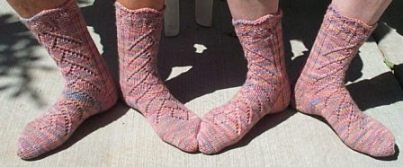 Friday Harbor Sock X 2