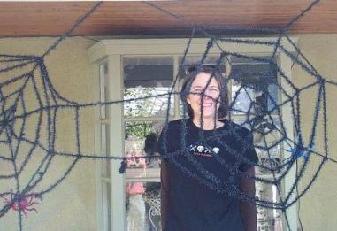 Spidersfrohalloween