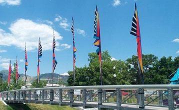 Windinstalationflags