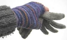 Sweatermittsandgloveshandkint
