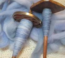 Spinningonmyfavoritespindles