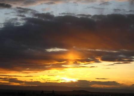 Sunsetfromfilmoreutahonfriday