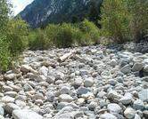 Glacialrockcreekbed