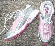 Pinkshoesformetokeepmotivated